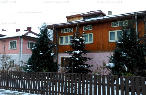 Apartament nr. 3 de vanzare (licitatie) Vatra Dornei, str. Oborului nr. 40 (mansarda)