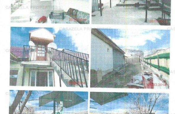 Casa + teren Comuna Cerna, str.Regina Maria, nr.13, jud Tulcea ( vanzare directa )