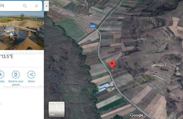 Teren extravilan 5.800 mp, Iclod, Jud. Cluj