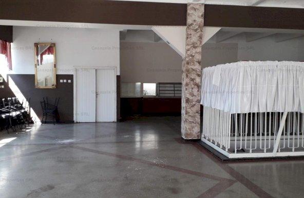 Restaurant - Sala de nunti - Baile Borsa