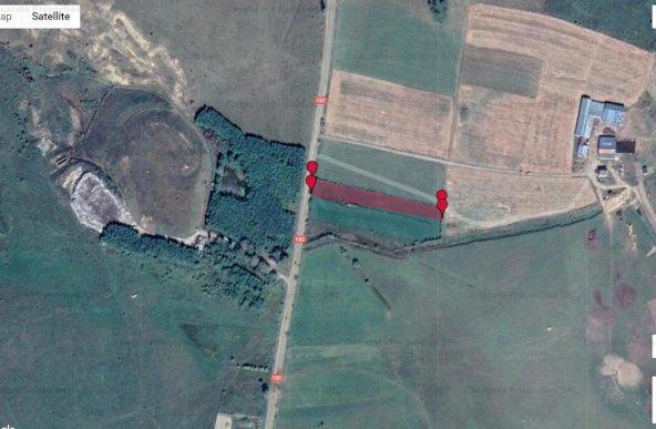 TEREN IN SUPRAFATA DE 2160 MP SITUAT IN Raucesti, Oglinzi