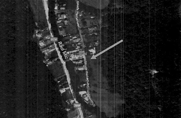 Teren 1200 mp situat in Cugir, str Viaductului