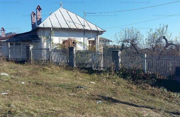 Casa si teren - sat Albesti