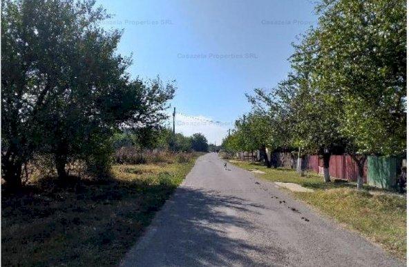 Vanzare teren intravilan de 8.300 mp, comuna Gruiu - Lipia, jud. Ilfov