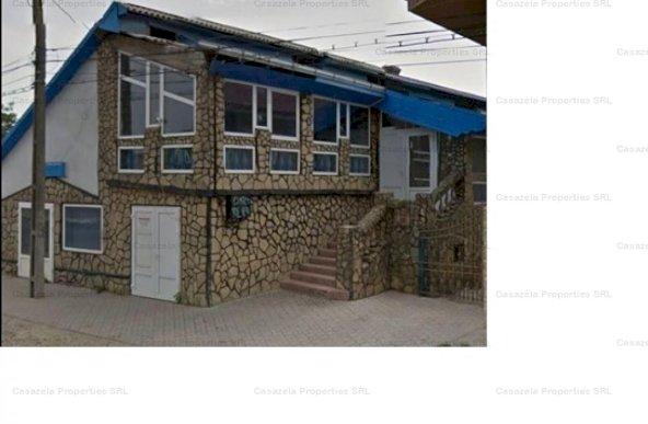 restaurant/bar si casa situate in Gheraesti, jud. Neamt strada Moldovei, nr. 10