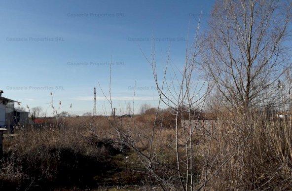 4 loturi teren in suprafata de 546 mp fiecare, situate in Valea Voievozilor, jud. Dambovita