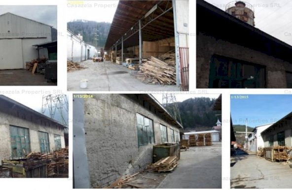 vad teren s=3.504 mp si constructii situate in Preluca, com. Pingarati, jud. Neamt