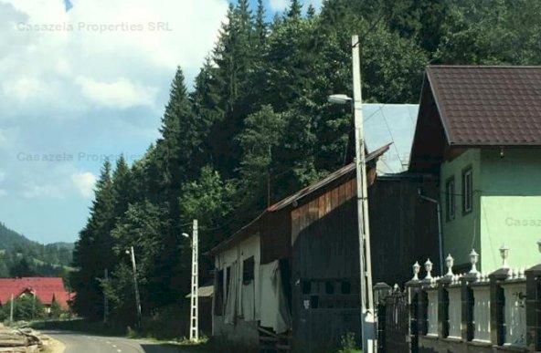 Casa P+E + atelier si anexe, Sadova, jud Suceava