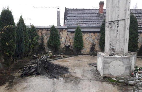 Vila P+1E+M cu functiuni mixte, zona mediana, Satu Mare