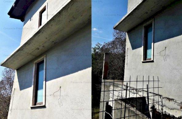 Casa + teren, Bujoreni, Valcea