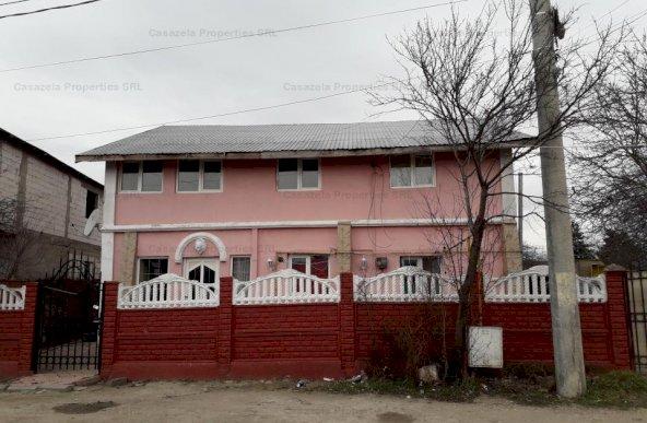 Imobil alcatuit din teren si casa P+M situata in Caciulati, com. Moara Vlasiei, jud. Ilfov