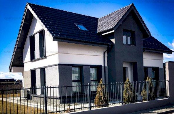 Vila Hamburg STANDARD, 4 camere, curte 500 mp, GARTEN RESIDENZ, Ploiesti/Strejnic