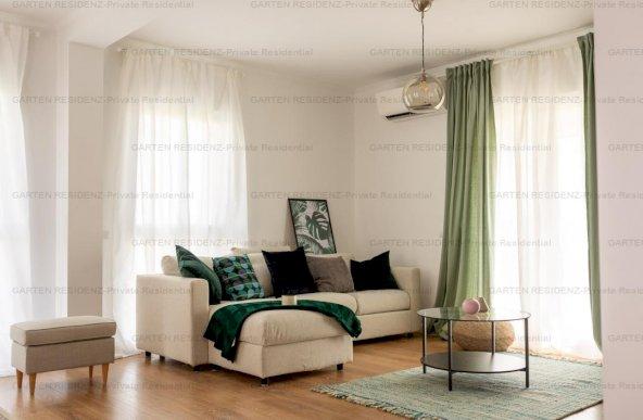 Vila Hamburg PREMIUM, 4 camere, curte 802 mp, GARTEN RESIDENZ, Ploiesti/Strejnicu