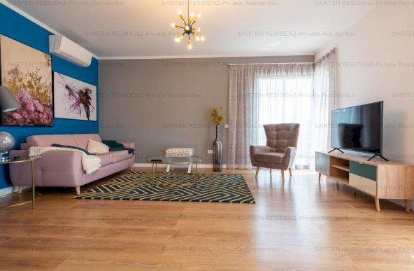 Vila MUNCHEN, 5 camere, curte 930 mp, GARTEN RESIDENZ, Ploiesti/Strejnicu