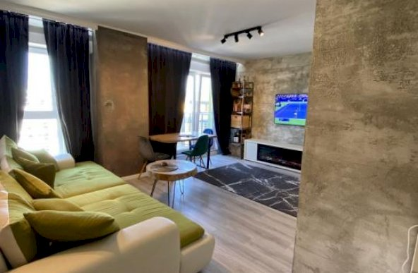 Complex Hercesa Costin Georgian apartament 2 camere