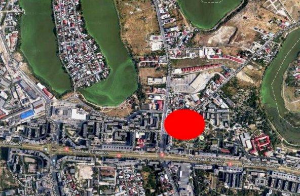 Teren Intravilan 565 mp De vanzare Pantelimon Piata Delfinului || RealKom