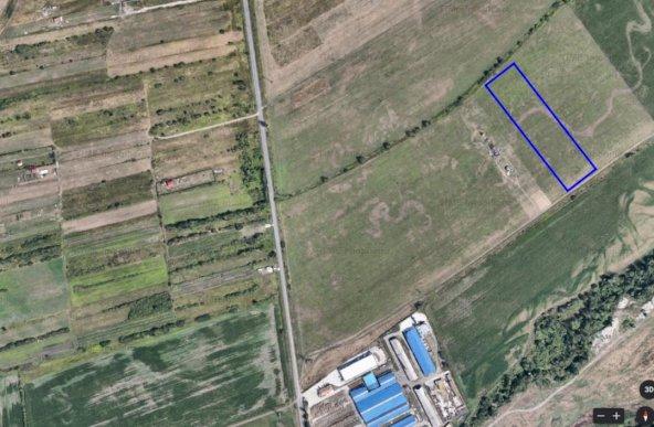 Teren arabil, Zona Calea Cisnadiei