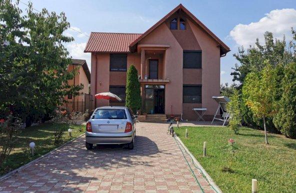 Vila P+1+M, 9 camere Paulesti