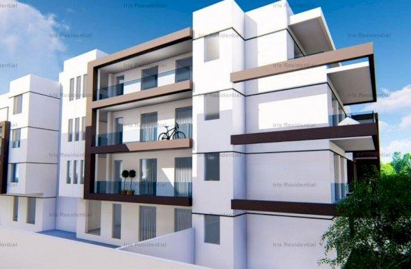 Apartament 2 camere 54.6 mp utili, gradina 75.8 mp, IRIS BUILD, DIRECT DEZVOLTATOR