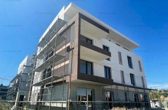 Apartament 2 camere 49.3 mp utili, IRIS BUILD, DIRECT DEZVOLTATOR