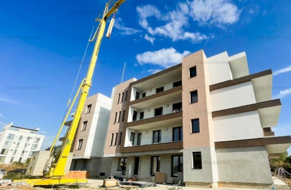 Apartament 2 camere 59.1 mpc, IRIS BUILD, DIRECT DEZVOLTATOR