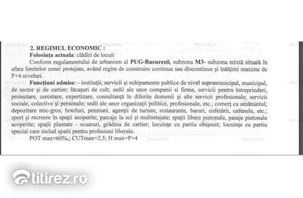 Vanzare Teren Constructii ,zona Dacia ,strada Viitorului ,nr 109 ,240.000 €