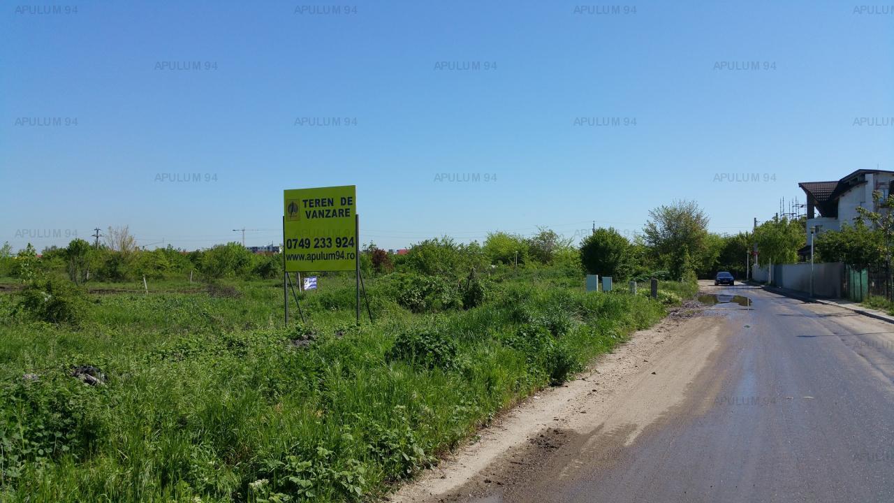Teren n Prelungirea Ghencea adiacent, 960 mp, utilitati, stradal.