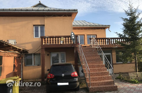 Vila  in Clinceni, stradal, P+1+Pod, teren 2000mp, suprafata utila 380mp.