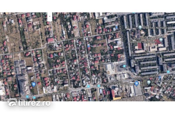 Teren in zona Drumul Taberei, Valea Oltului adiacent, 400mp, deschidere 21,75ml, utilitati.