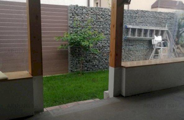 Vila tip duplex P+1, cartier Independentei, Bragadiru, 140mp utili, teren 225mp, gaz si curent