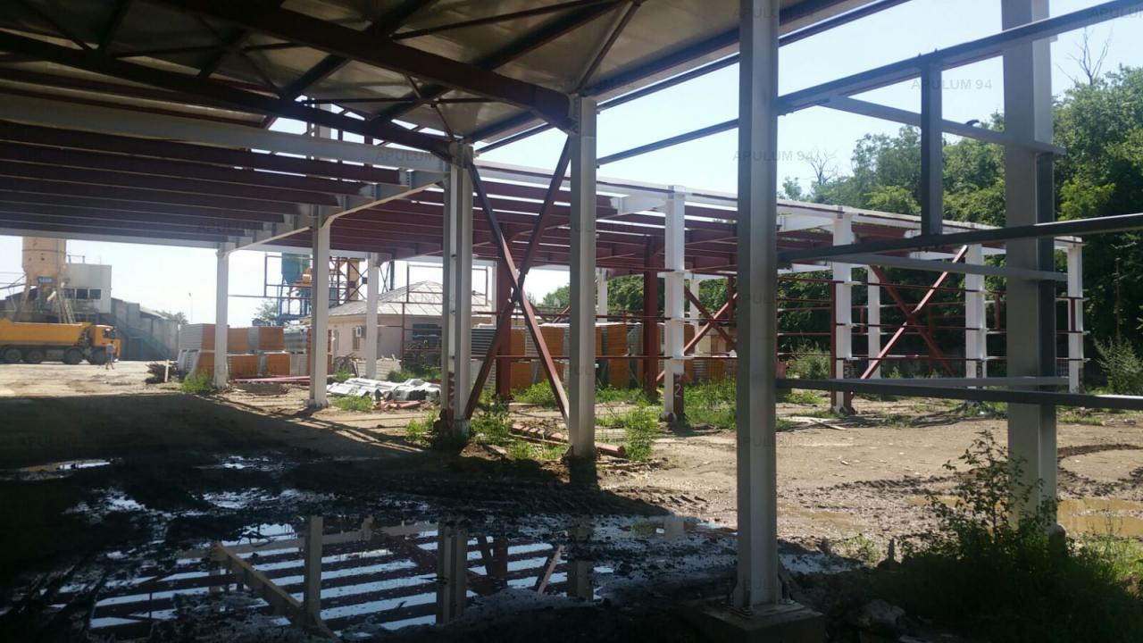 Vanzare Spatiu Industrial ,zona Popesti-Leordeni ,strada Fermei ,nr 79b ,1.183.000 €
