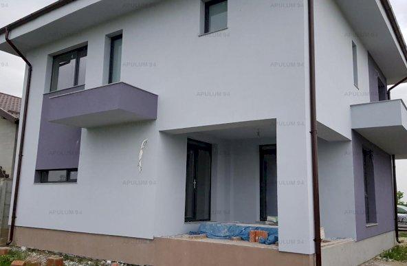 Vanzare Casa/Vila 4 camere ,zona Domnesti ,strada Drumul Mare ,nr Cuibului c ,115.000 €