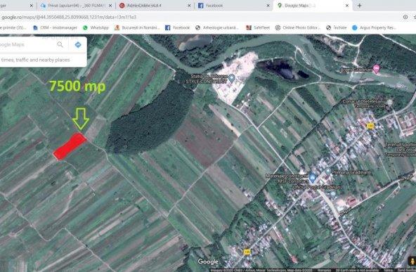 Vanzare Teren Constructii ,zona Gradinari ,strada Strada Principala ,nr 1 ,25.000 €
