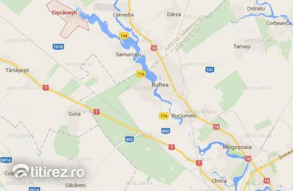 Vanzare Teren Constructii ,zona Ciocanesti ,strada Strada Principala ,nr ... ,8.000 €