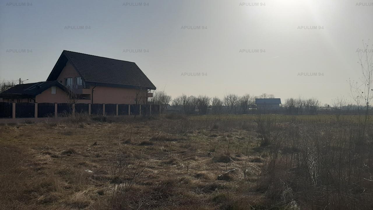 Vanzare Teren Constructii ,zona Sabareni ,strada Sondei ,nr ... ,10.900 €