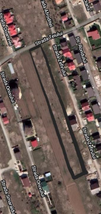 Vanzare Teren Constructii ,zona Domnesti Sarbi ,strada Ciutaci ,nr - ,150.000 €