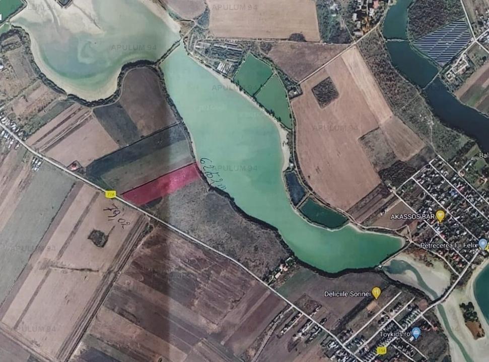 Vanzare Teren Constructii ,zona Buftea ,strada Aleea cu Brazi ,nr 1 ,240.000 €