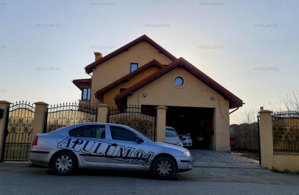 Vanzare Casa/Vila 7 camere ,zona Domnesti ,strada Mimozei ,nr - ,270.000 €