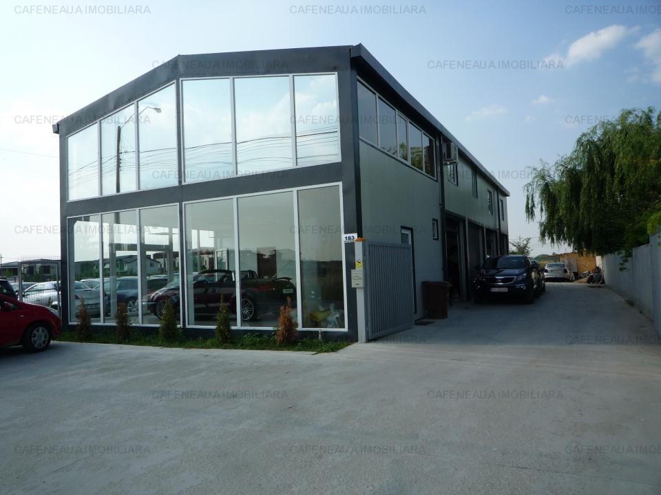Spatiu comercial/birouri/productie