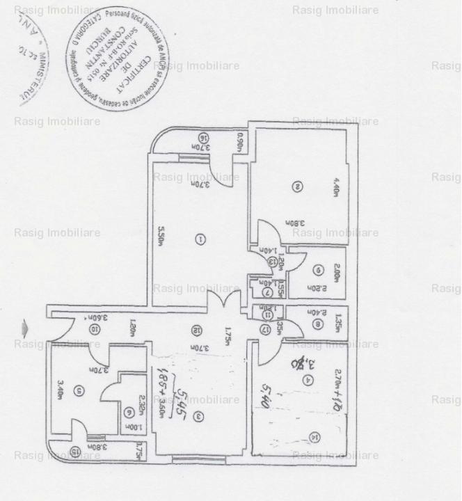 apartament de vanzare piata Victoriei