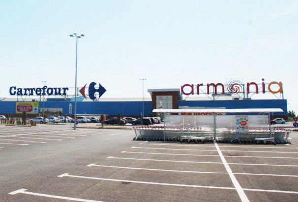 Un mare zootehnist cumpara mallul Armonia Braila. L-ar putea transforma in fabrica pentru un furnizor Dacia
