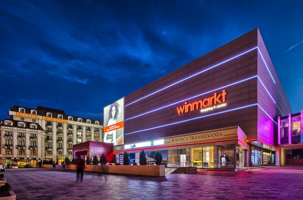 Centrele comerciale Winmarkt au încasat aproape 9 milioane de euro din chirii
