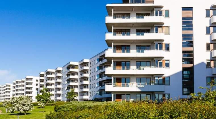 Dezvoltatorii rezidentiali au livrat peste 23.000 de locuinte in prima parte a anului