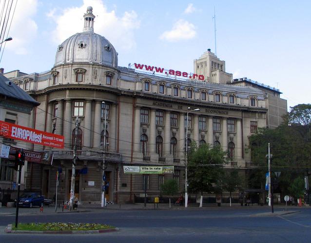 ASE Bucureşti inaugurează un nou cămin, după o investiţie de 13,7 mil. lei. Noua clădire va avea 7 săli destinate incubatoarelor de afaceri