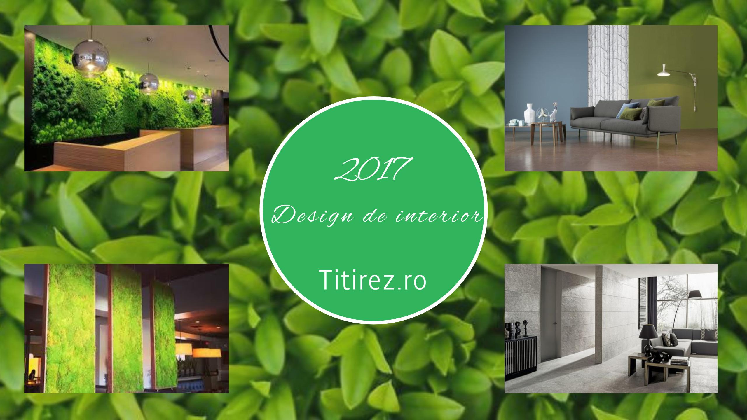 Design interior 2017
